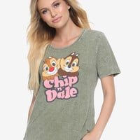 Disney Chip N Dale Womens Tee - BoxLunch Exclusive