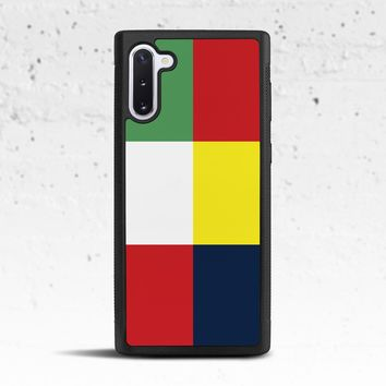 Tommy Block Phone Case for Samsung Galaxy S & Note