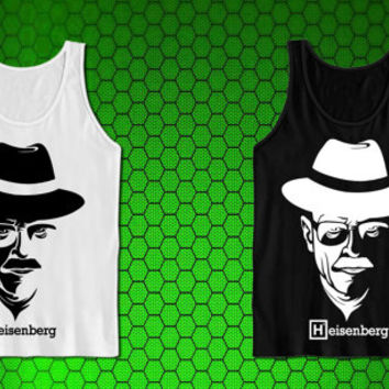 Breaking Bad Heisenberg Crest tank top