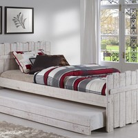 Leo Treehouse Bed with Trundle