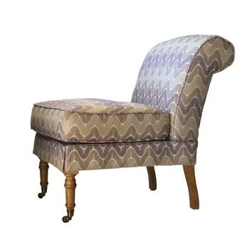 Pre-owned Century Furniture Slipper Chair