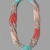 BARBADOS BEADED NECKLACE