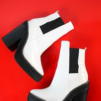 Jeffrey Campbell GoGo Boots ~ used
