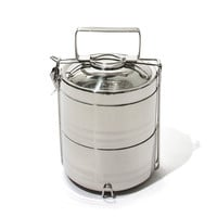 Two-Layer Tiffin Food Storage Container