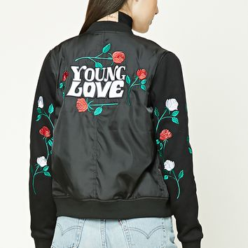 Young Love Bomber Jacket