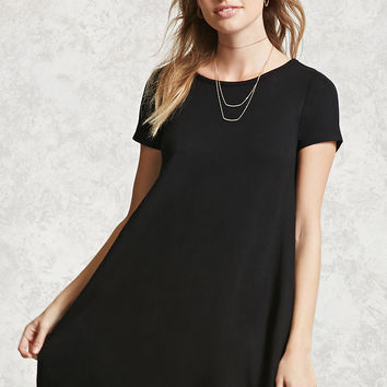 Contemporary Swing Cutout Dress