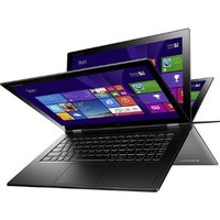 "Lenovo - IdeaPad Yoga 2 Pro Ultrabook Convertible 13.3"" Touch-Screen Laptop - 4GB Memory - Silver"
