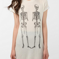 Daydreamer LA Skeleton Swords Tunic Tee