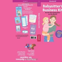 Babysitter's Business Kit (American Girl) (American Girl (Quality))