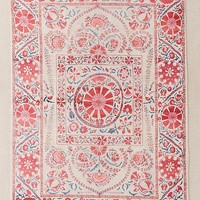 Zellie Indoor/Outdoor Printed Rug | Urban Outfitters