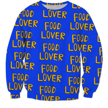 Food Lover Sweater