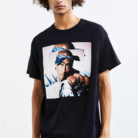 Tupac Blues Tee - Urban Outfitters