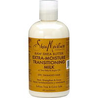 Raw Shea Butter Extra Moisture Transitioning Milk