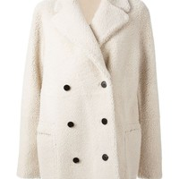 Joseph 'Teddy' reversible coat