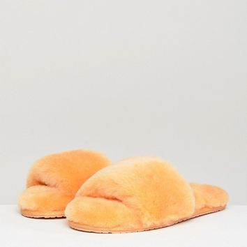 Ozlana Fruit Slider Slipper at asos.com