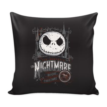Nightmare Before Christmas Pillow Covers