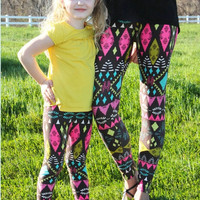 Mommy and Me Zandy Leggins