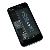 iPhone 4 Transparent Rear Panel (GSM/AT&T) - iFixit