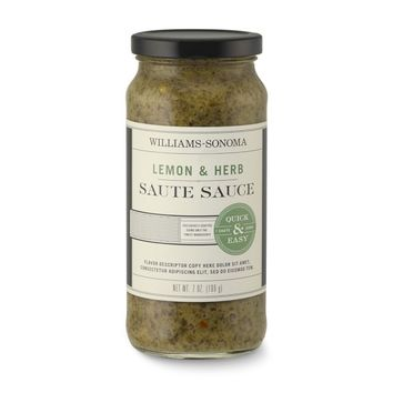 Williams-Sonoma Saute Sauce, Lemon Herb