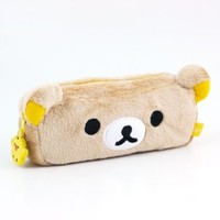 Rilakkuma Plush Pencil Case / Pen Pouch (PY14701) by San-X