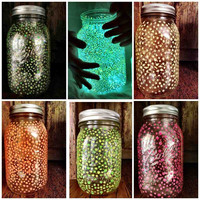 iGlow Jar Neon Pink & Green