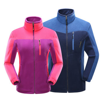 2016 Autumn Winter Tech Fleece Softshell Jacket Men Women Outdoor Thermal Waterproof Camping Hiking Jacket Cycling Coat