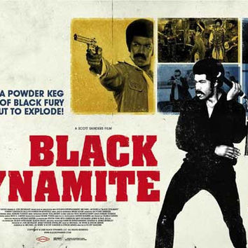Black Dynamite 11x17 Movie Poster (2009)