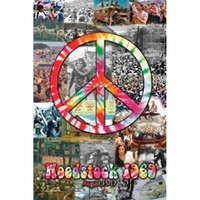 Woodstock Collage Poster Best Stuff For Dorms Cool College Items Dorm Shopping Supplies