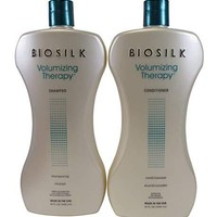 Volumizing Therapy Shampoo and Conditioner 34 oz Duo Set byBiosilk