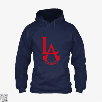 Los Angeles Assassin, Assassin's Creed Hoodie