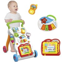 Baby Walker First Steps Car Trolley