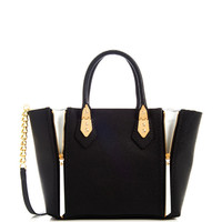 A-List Caviar Satchel