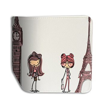 Paris London Leather Business Passport Holder Protector Cover_SUPERTRAMPshop