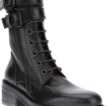 Ann Demeulemeester Zipped Boot