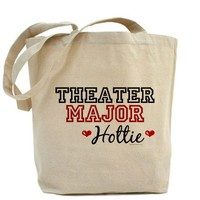 Theater Major Hottie Tote Bag - CafePress