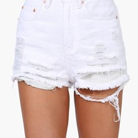 Mara High Waist Short