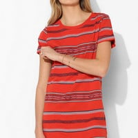 Ecote Desert Knit Tee Dress - Urban Outfitters