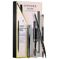 SEPHORA COLLECTION Get Into Shape Contour Custom Brow Kit