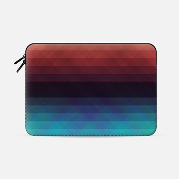 "Colors and lines Macbook Pro 15"" sleeve by VanessaGF 