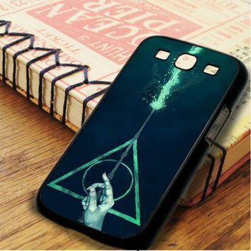 Three Hallows Samsung Galaxy S3 Case