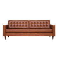 EQ3: Reverie Sofa Sahara Wood