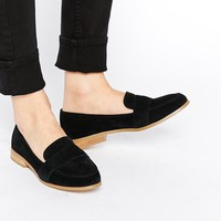 ASOS MANOR Suede Loafers