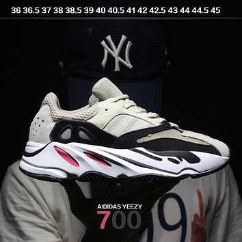 Sale Kanye West x Adidas Calabasas Yeezy Boost 700 Runner Sport Shoes Running Shoes B75573