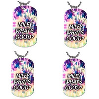 Miley whats good necklaces