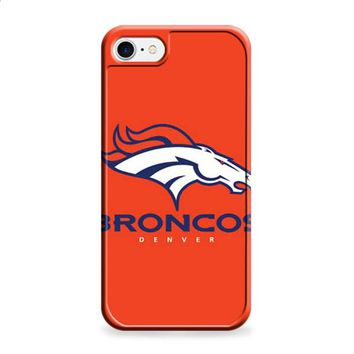Denver Broncos logo basic iPhone 6 | iPhone 6S case