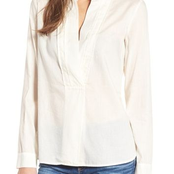 James Perse Placket Shirt | Nordstrom