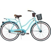 JisJass Collection - Amazon.com: Huffy Women's Ocean Deluxe Bike (Blue Metallic, Large/26-Inch): Sports & Outdoors