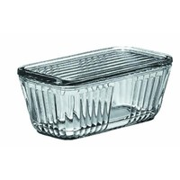 Anchor Hocking 5 Cup Glass Refrigerator Storage