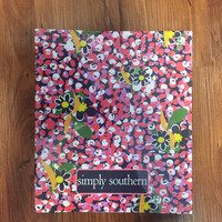 Simply Southern Notebook with Paper- Floral