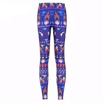 Aladdin Leggings